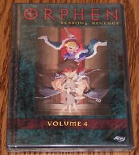 Orphen II: Revenge - Vol. 4: Requiescence Before the Storm (DVD, 2004) BRAND NEW