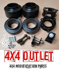 "Suzuki Vitara 2"" Suspension Spring Spacer Lift Kit, Camber Bolts, Strut Spacers"