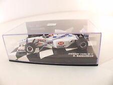 Minichamps -Stewart Ford  SF 1R  - R.Barrichello - 1/43 neuf boxed/en boite MIB