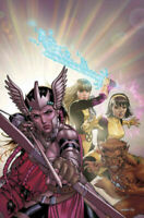 WAR OF REALMS UNCANNY X-MEN #1 (OF 3) CVR A 2019 MARVEL 04/24/19