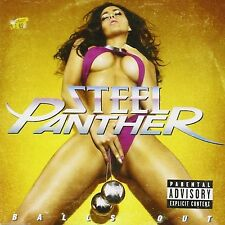 STEEL PANTHER - Balls Out [CD New]