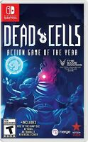 NINTENDO SWITCH - DEAD CELLS - ACTION GAME OF THE YEAR BRAND NEW SEALED