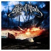 EDGE OF ATTACK - EDGE OF ATTACK  CD 10 TRACKS HEAVY METAL HARD ROCK NEUF