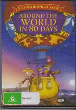 AROUND THE WORLD IN 80 DAYS - STORYTIME COLLECTION - DVD - NEW -