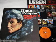 IWAN REBROFF singt volksweisen aus dem alten russland folge 2 LP CBS GER 1969