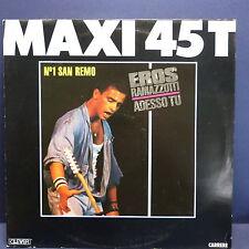 """MAXI 12"""" EROS RAMAZZOTTI Adesso tu 8641"""