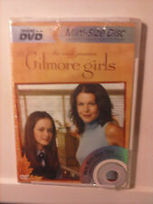 Gilmore Girls Mini Size Disc DVD - Brand NEW Plays in Regular DVD Players