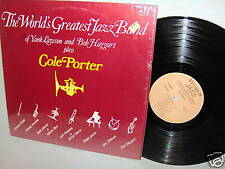 WORLDS GREATEST JAZZ BAND/YANK LAWSON/BOB HAGGART-PLAYS COLE PORTER LP