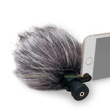 COMICA Cardioid Condenser Shotgun Video Microphone for Apple ipad, iphone,iPod