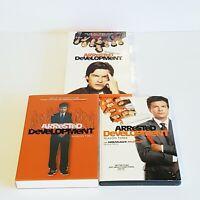 Arrested Development DVDs TV Series - Seasons 1-3