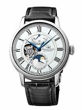Orient Watch Watch Orient Star Mechanical Moon Phase Mechanical Automatic