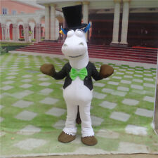 New Horse Costume Animal Parade Mascot Suit Humor Fancy Globle Popular Modern A+