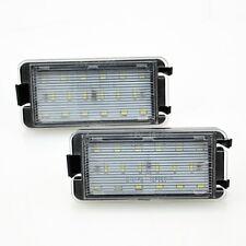 Premium LED SMD Kennzeichenbeleuchtung Birne Xenon TÜV Seat Leon 1 Toledo 1M 5P
