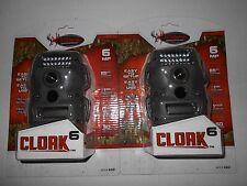 @NEW@ 2- Wildgame Innovations Cloak 6 Deer Hunting Trail Camera! Model # k6i2