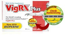 VigRX Plus Male Enhancement Pills Male Enhancment Male Enhancers Vig RX Plus NIB
