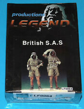 Legend Productions British SAS Resin Figures   #LF0064