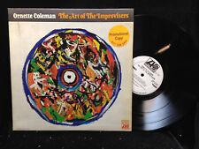 Ornette Coleman-Art Of The Improvisers-Atlantic 1572-WLP PROMO