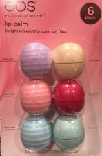 EOS™ Visibly Soft Organic Smooth Sphere Lip Balm 6 Pack |NO SALES TAX|