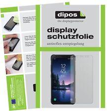 2x Samsung Galaxy S8 ACTIVE Protector de Pantalla protectores mate dipos