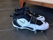 Nike Team Men's Football Rugby Cleats Size 8 EUR 41 354046-011