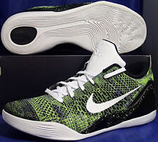 Nike Kobe IX 9 Elite Low Flyknit iD Mamba Moments SZ 12 ( 677992-998 )