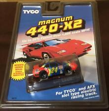 1994 TYCO JEFF GORDON #24 Magnum 440-X2 Slot Car RARE 9070 MOC