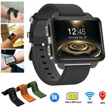 3G Smart Watch Bluetooth GPS Tracker 1GB+16GB WiFi 2.2inch Android 5.1 Quad Core