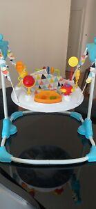 Baby jumperoo activity centre