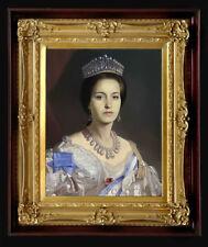 PRINT on CANVAS of Painting Arseni ~ TATYANA 25 X 20 cm Art Impressionism Artist