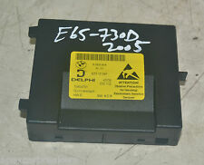 Bmw 7 Series Memory Seat Module 6989994 E65 Control Unit 2006