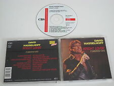 DAVID HASSELHOFF/KNIGHT LOVER(CBS 4652862) CD ALBUM