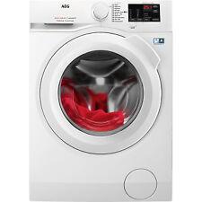Lavadoras AEG color principal blanco centrifugado