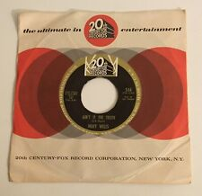 Mary Wells / Ain't It The Truth / 1964 Northern Soul 45 / Mint!