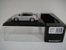--1/43 MINICHAMPS. PORSCHE 911 GT3 STREET CAR Silver