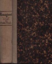 Genesi del diritto penale. Romagnosi. Prato. 1833. SLB