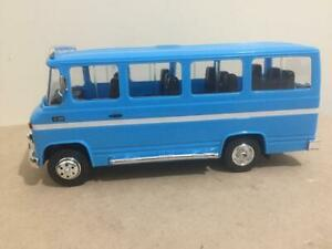 Mercedes benz van Mini bus 407 model car toy size 1:24