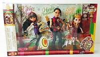 Mattel Ever After High Tri-Castle-On Dolls 3 Doll Set New NRFB Very Hard to Find