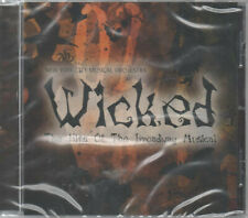 Wicked The Hits Of The Broadway Musical CD NEU The Wizard & I For Good Popular