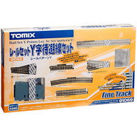 Tomix 91069 Y-Point Turnout Set (Track Layout Y) - N