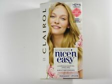 CLAIROL NICE N EASY Permanent Hair Color 8A MEDIUM ASH BLONDE 100% Gray Coverage