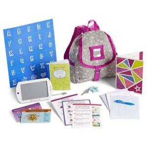 American Girl School Backpack - Genuine ( See Description )