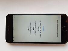 Apple iPhone 6, 64 Go, argent, bloqué à EE, endommagé De Rechange réparations