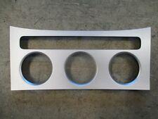 Climatronic Blende VW Passat 3C Abdeckung Gebläseschalter silber 3C0863100