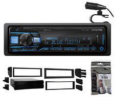 Alpine Digital Media Bluetooth Stereo Receiver For 1993-2007 Subaru Impreza