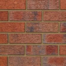 400 per pack, Ibstock Calderstone Claret Brick 65mm, wall, extension, bricks