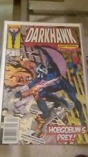 Darkhawk #2 & 4, ShadowHawk 2, Wildcats 1, Wolfpack 1 lot