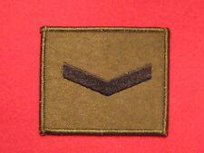 BRITISH ARMY LCPL LANCE CORPORAL RANK  BADGE CHEVRON OG NEW