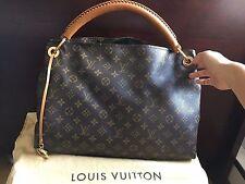 Authentic $1960 Louis Vuitton Artsy MM Monogram Hobo Hand Shoulder Bag