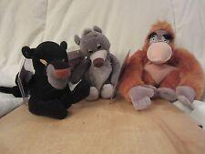 Disney The Jungle Book Beanies - Set of 3