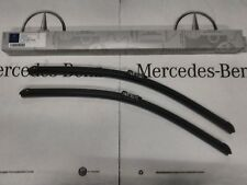 Genuine Mercedes-Benz W212,S212 Front Wiper Blades A2128201800